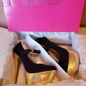 Shoe Dazzle Shoes - *NEW* Shoe Dazzle Parish Heels
